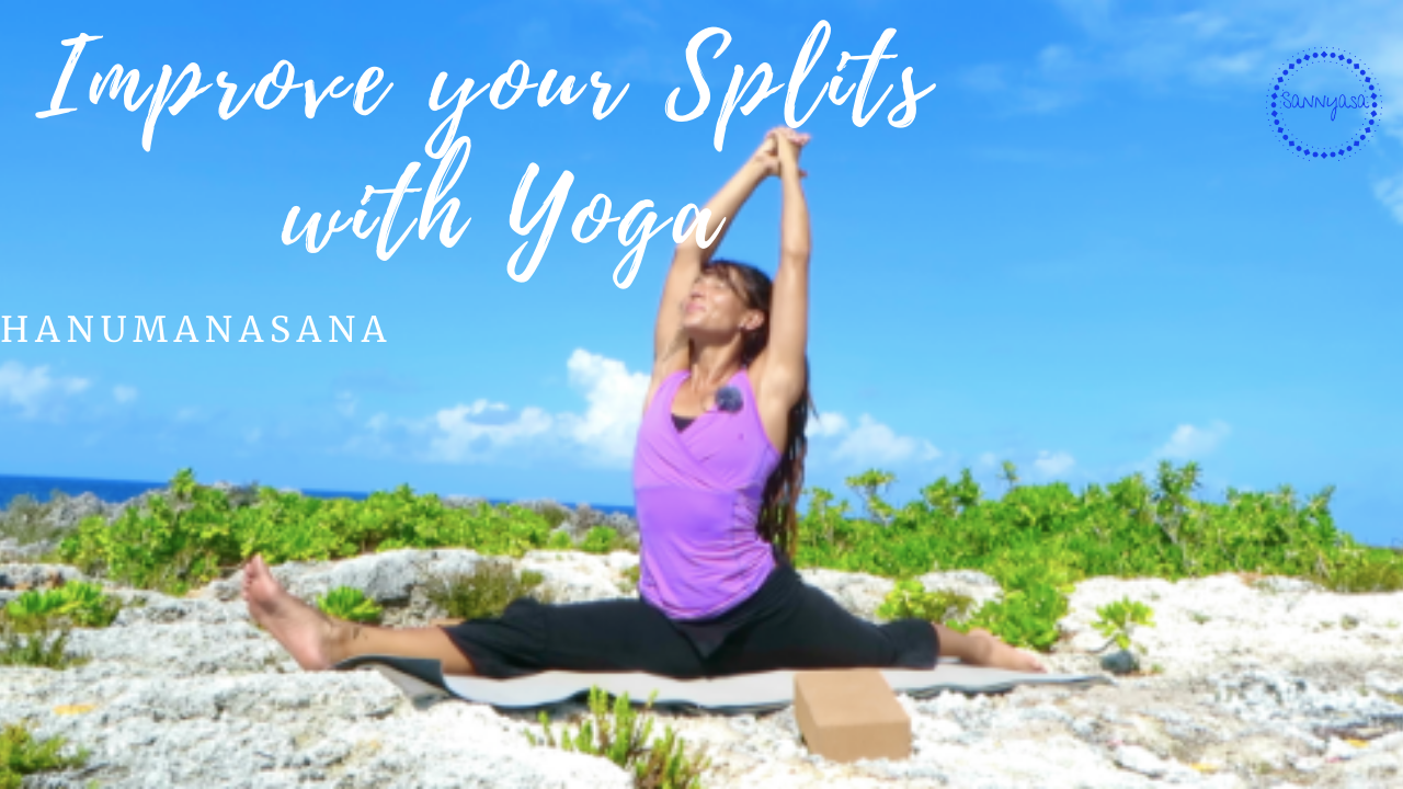Improve Your Splits  ✨ FREE ✨  Yoga Class